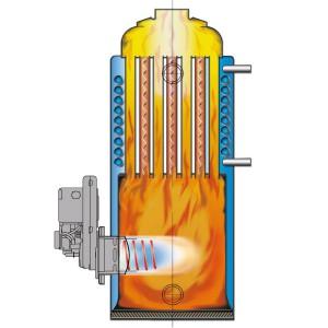 Газовый котел KITURAMI STSG-13R