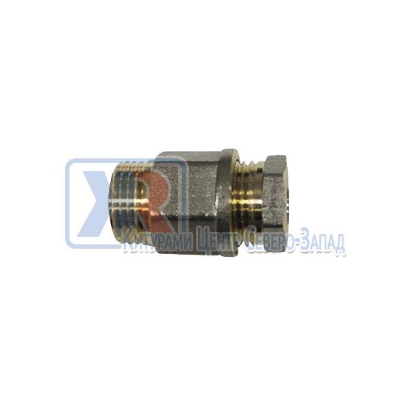 Сальник для ввода греющего кабеля внутрь трубы